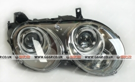 Headlight 04-10 year old model (right)