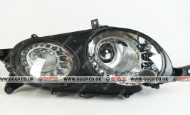 Right headlight GT II 2011- (with diodes, new bentley)